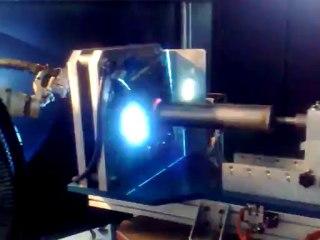 ROBOT USATI VIDEO ROBOT PANASONIC SALDATURA ERREGI 2 INDUSTRIALE