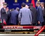 Burkina Faso Dışişleri Bakanı Bayıldı - Burkina faso foreign minister fainted in Turkey