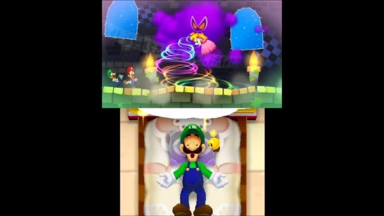 Mario And Luigi Dream Team Nds N3ds Rom Download Video Dailymotion