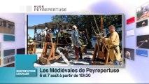 Agenda Sortir France 3 Languedoc-Roussillon du lundi 5 août 2013