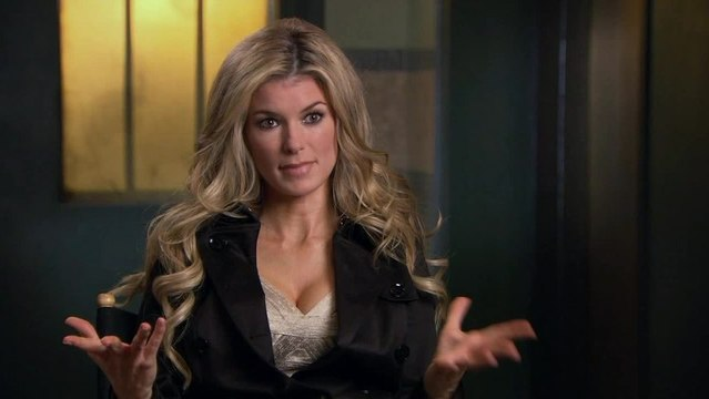 Gorgeous Marisa Miller is A Wow At Interview For