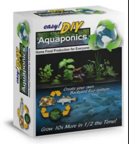 Easy DIY Aquaponics System Review Bonus For All.