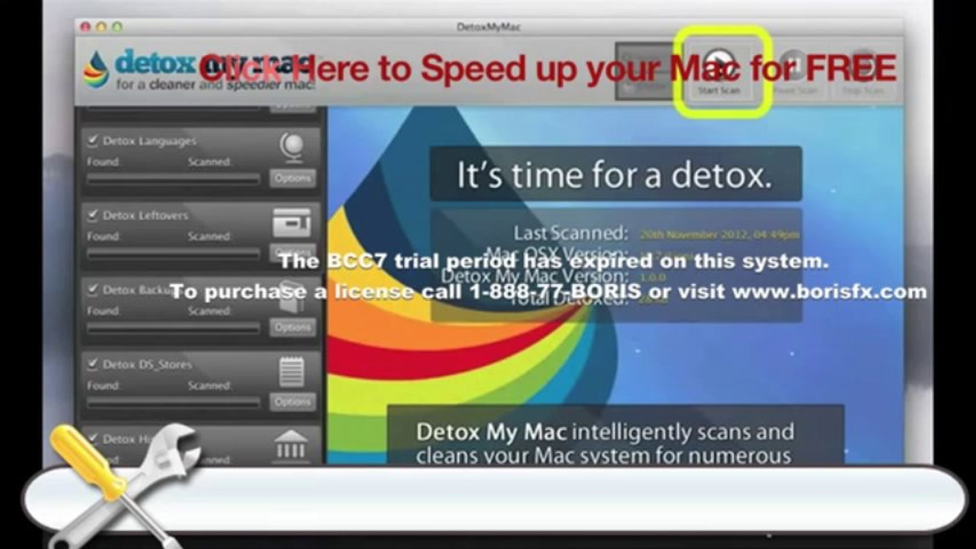 How to Clean Up Macs - Detox My Mac Will Help You Clean Up Your Mac