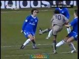 Ronaldinho v Chelsea 2004 goal 2