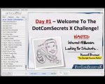 Dot Com Secrets X Review day 1 Make Money Online - TOP product of the year !!!