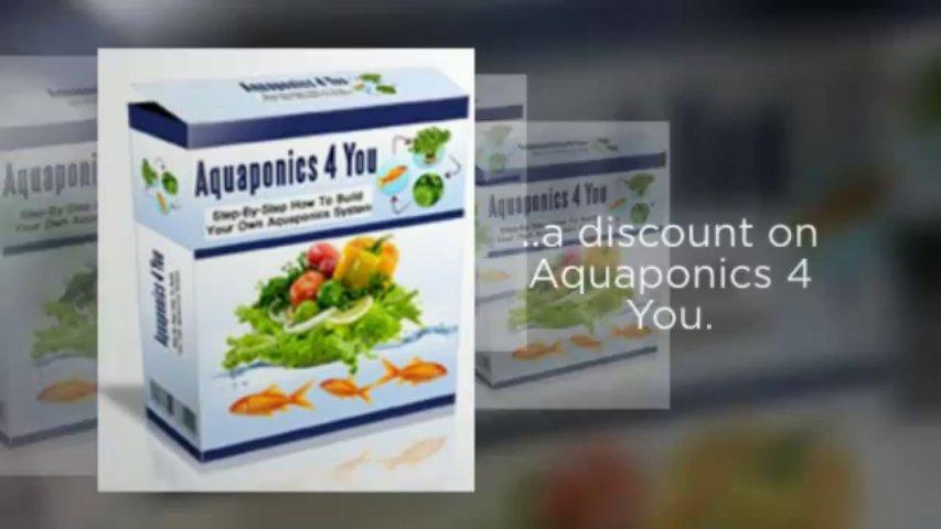 Discount On Aquaponics 4 You (no Review)