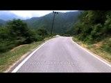 Roads not damaged on the way to Uttarkashi