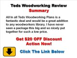 Teds Woodworking | Teds Woodworking Review