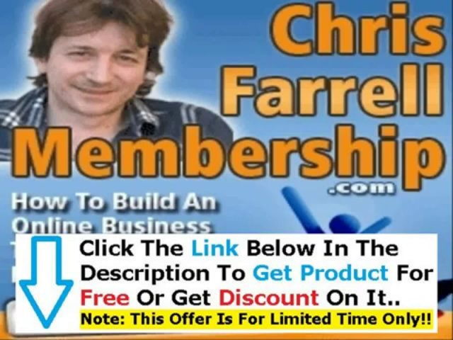 Chris Farrell Membership Legit + New Chris Farrell Membership Site