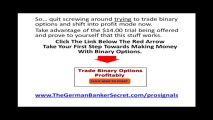 Binary Options Pro Signals Review  Best Binary Options Signal Service See The Facts