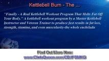 Kettlebell Burn - The Ultimate Kettlebell Fat Burning Program