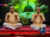 Rehmat-e-Ramzan (Seher Transmission) ON DIN News 27-07-2013 Part-1