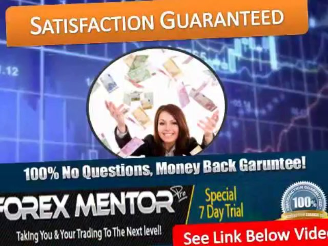 Forex Mentor Pro Review + Bonus – Make Serious Money by becoming a Successful FOREX Trader!