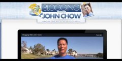 Blogging With John Chow Review | Ulimate Review of Blogging with john chow