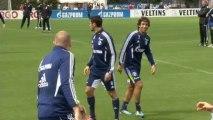 Amical - Raul heureux de retrouver Schalke