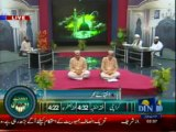 Rehmat-e-Ramzan (Seher Transmission) ON DIN NEWS 27-07-2013 Part-2
