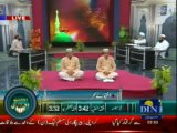 Rehmat-e-Ramzan (Seher Transmission) ON DIN NEWS 27-07-2013 Part-3