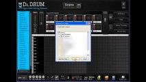 Dr Drum BeatMaking Software - Make Sick Beats - Dubstep, Rap, Hip Hop Download