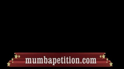 Oliver Sands, The Mumba Petition, Promo 3