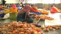 Free 'prasad' for devotees at Shirdi Saibaba temple