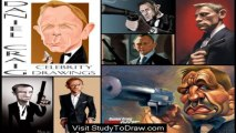 draw caricatures people