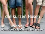 Learn German - Speak German - Learn German Software - Rocket German
