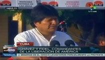 Líderes de la región en aniversario del asalto al Cuartel Moncada