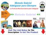 Metodo Gabriel Adelgazar Para Siempre Pdf + Metodo Gabriel Gratis En Español