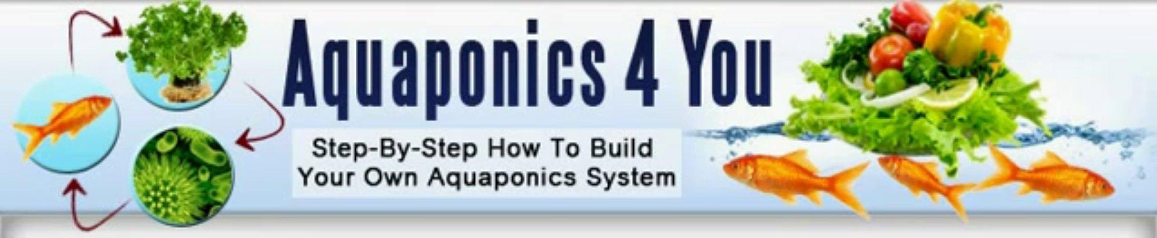 Aquaponics 4 You – A Review + Bonus