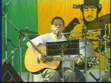 高田 渡/ 弾き語り①/6  Music  Harvest '98