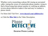 How to Find Unlisted Cell Phone Owners Using Reverse Phone Detective Sites   YouTube