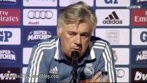 Real Madrid Goteborg Ancelotti speaks of Zidane Kaka Ibrahimovic