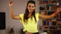 Latin Dance Workout: Sexy, flacher Bauch mit Cha Cha Cha, Mambo, Merengue und Co.!