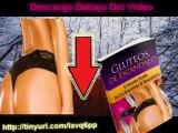 Como Aumentar el tamaño de tus gluteos gluteos de escandalo