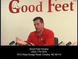 Plantar Fasciitis Foot Pain in the Bottom of your Feet - Good Feet Omaha