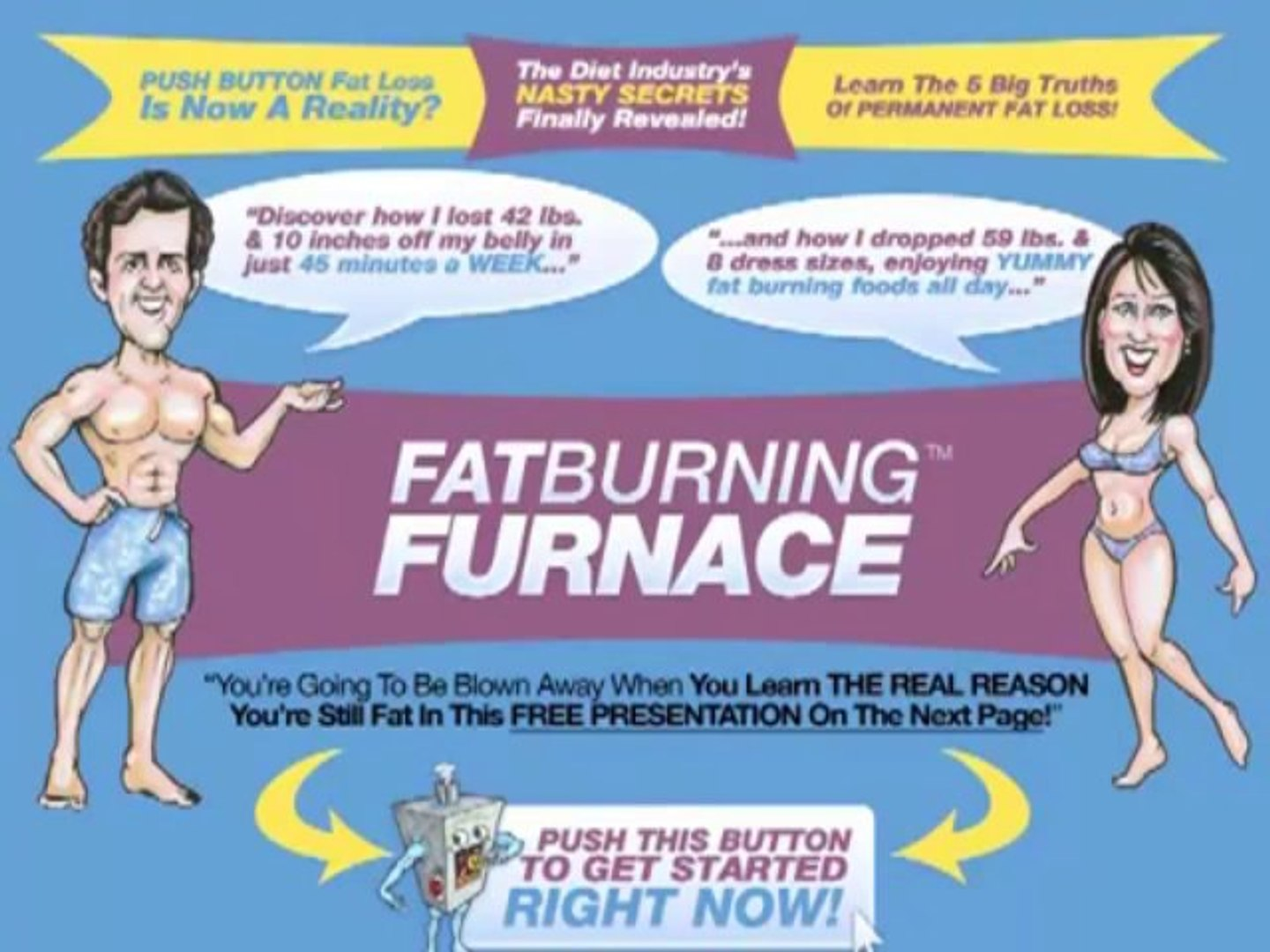 Shocking Fat Burning Furnace Review Fat Burning Furnace Reveal The Truth [LEAKED]
