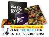 Paleo Cookbook Bonus + The Paleo Cookbook Recipes