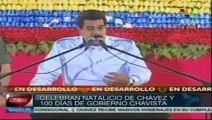 Presidente Maduro comparte logros a 100 días de iniciada su gestión