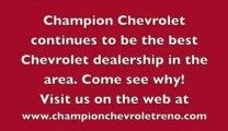 Carson City, NV Chevrolet Dealer | Chevrolet Carson City, NV