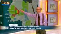 Harold à la carte: les Maliens vont aux urnes après deux années d'instabilité - 28/07
