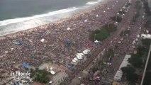 Trois millions de fidèles rassemblés pour la fin des JMJ à Rio