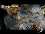Smantellata banda di gestori di compro oro: 3 arresti, 17 denunce. Operazione della Gdf di Modena, punti vendita al Centronord