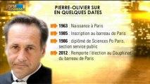 Pierre-Olivier Sur, futur bâtonnier du barreau de Paris dans Les Sagas du Pouvoir - 26 juillet 3/4