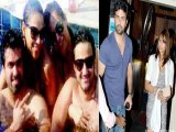 Bipasha Basu and Harman Baweja spotted at Goa