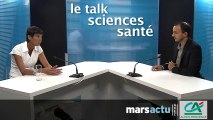 Le talk sciences-santé Marsactu : Chantal Abergel, directrice de recherches au CNRS