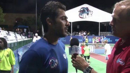 World TeamTennis Interview: Aisam-ul-Haq Qureshi - July 24, 2013