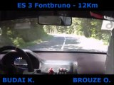 ES3 Fontbrumo BUDAI-BROUZE Rallye de la Montagne Noire 2013