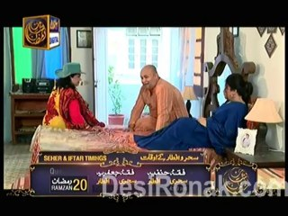 Quddusi Sahab Ki Bewah - Episode 95 - July 29, 2013 - Part 1