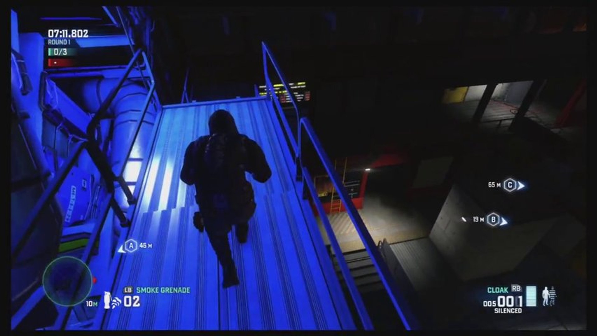 Splinter Cell Blacklist - Spies vs Mercs Blacklist Intro - Pt1