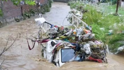 Top 7 Deadly Photographs of Uttarakhand Flood 2013